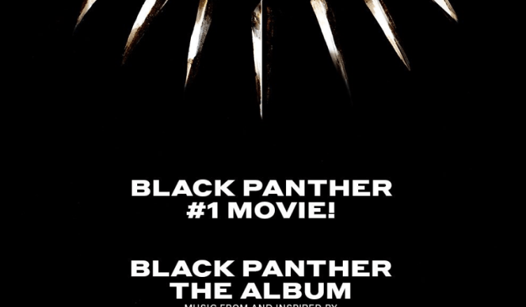 'Black Panther: The Album' Stays At #1 On Billboard 200 For 2nd Week