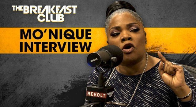 Mo'Nique Confronts Charlamagne For Giving Her 'Donkey Of The Day'