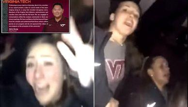 Virginia Tech Lacrosse Team Under Fire for Chanting N Word in Video