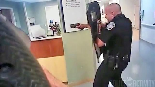Barrage Of Bullets: North Carolina Officers Fatally Shoot Armed Hospital Patient! (*Warning* Graphic)