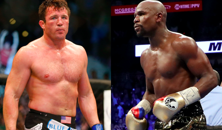 Chael Sonnen Claims Mayweather Will Fight Again Because He's 'Broke'