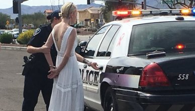 Bride Busted for DUI After 3 Car Crash While on Her Way to Wedding