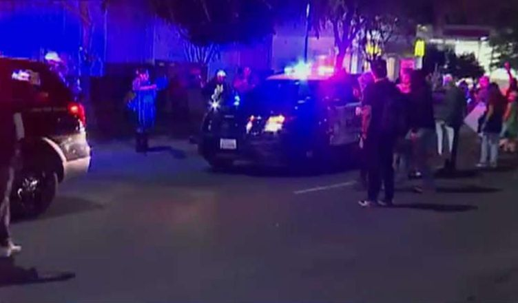 Woman Gets Hit By Sacramento Sheriff's Vehicle at Stephon Clark Protest