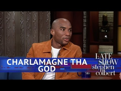 "NEWSCharlamagne Tells Stephen Colbert ""Trump Is Revealing A Lot About Us"" By JBettis420 