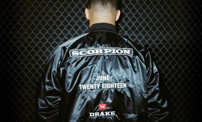 "Drake to Drop New Album ""Scorpion"" in June"