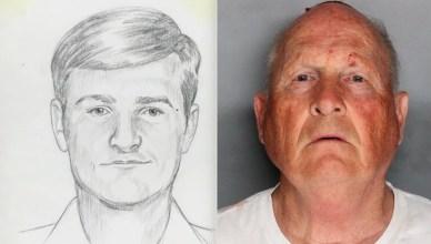 'Golden State Killer'/'East Area Rapist' Captured