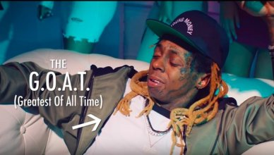 Lil Wayne Crowns Himself G.O.A.T. in New Ad