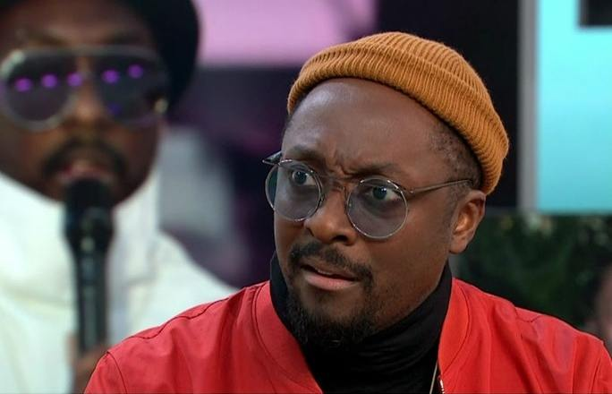 Will.i.am Heartbroken Over Kanye West's Slavery Comment