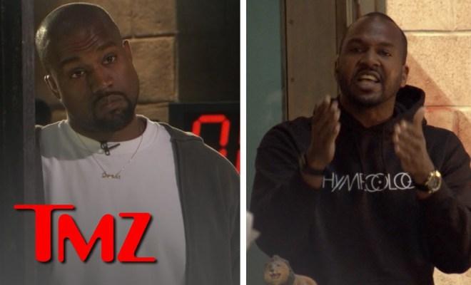 Kanye West's Vs. TMZ's Van Lathan Full Rant (Extended Cut)