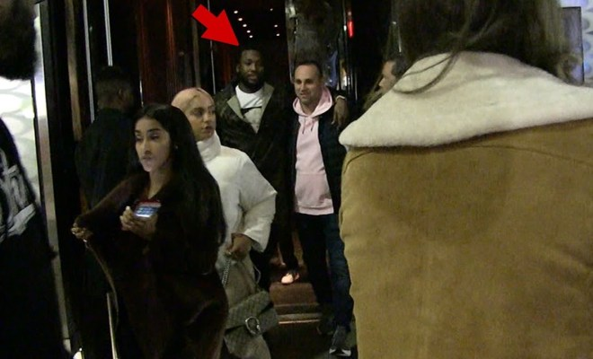 Meek Mill Spotted in New York City for the First Time Since Being Released From Prison