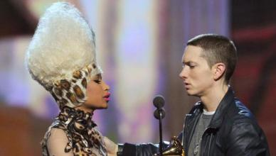 Nicki Minaj Says She Dating Eminem + Eminem Confirms Relationship