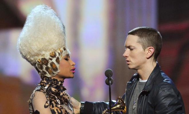 Nicki Minaj Says She Dating Eminem + Eminem Confirms Relationship