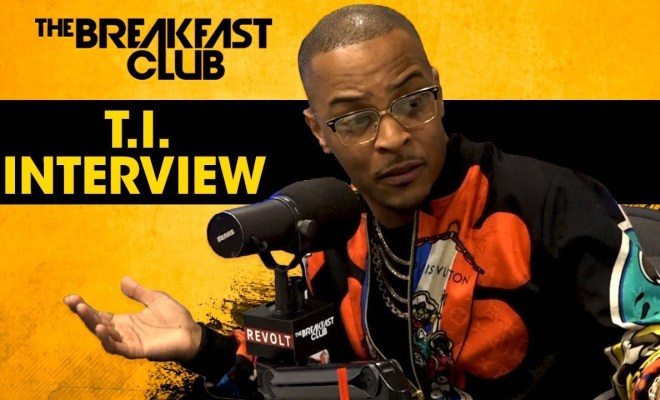 T.I. Speaks On Confronting Kanye West For His Donald Trump Support