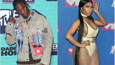 Travis Scott's 'AstroWorld' Outsells Nicki Minaj's 'Queen' For The Second Week