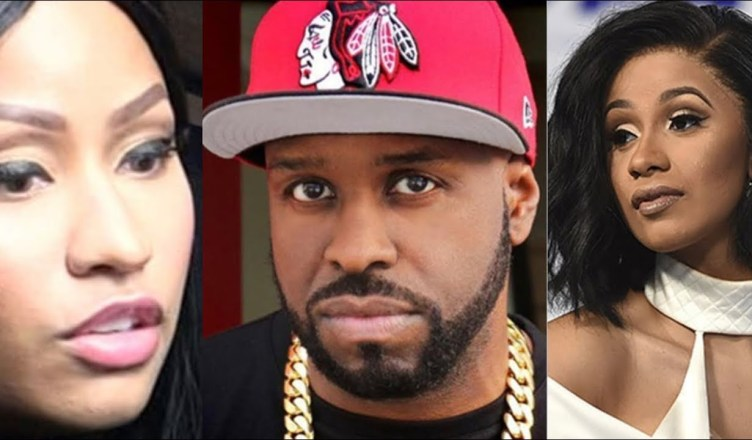 Funkmaster Flex Tries To Expose Cardi B For Paying DJs To Play Her Music