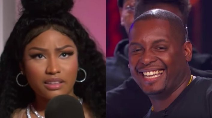 Nicki Minaj Slams DJ Self over Saying Cardi's Album Was Better, Self Responds