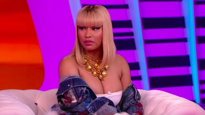 Nicki Minaj Told Meek Mill: Nas Carried Himself Like a King