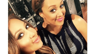 ANGELA YEE GETS TAMERA MOWRY-HOUSELY & ADRIENNE BAILON HOUGHTON TO TALK PORN