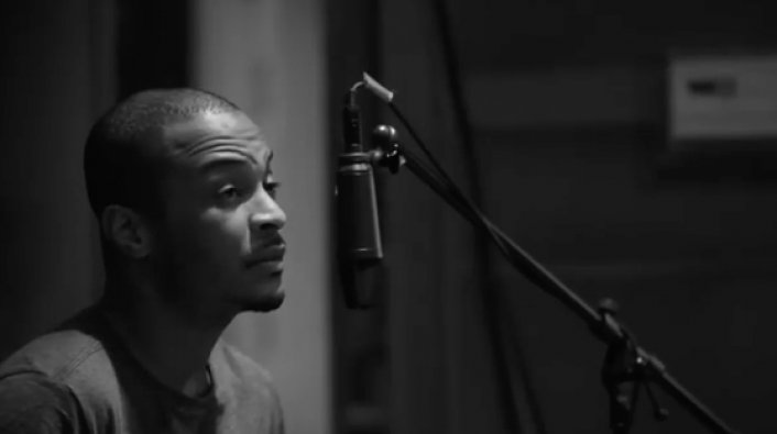 """T.I. Shares Preview of """"The Making of The Dime Trap"""" Documentary"""