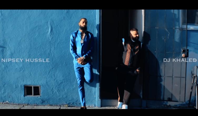 Higher ft. Nipsey Hussle, John Legend (Music Video)