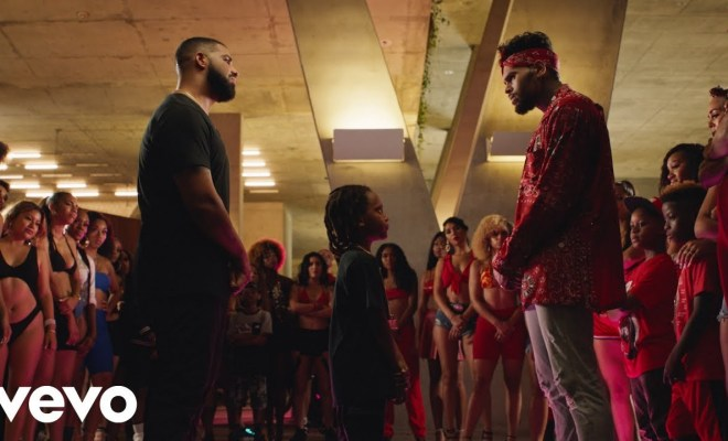 """chris Brown ft. Drake – """"No Guidance"""" (Official Video)"""
