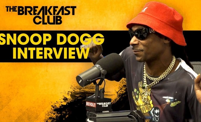 Snoop Dogg and Breakfast Club Talk Death Row Stories, Nipsey Hussle + More