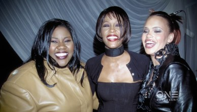 Faith Evans and Biggie Smoked Weed With Whitney Houston