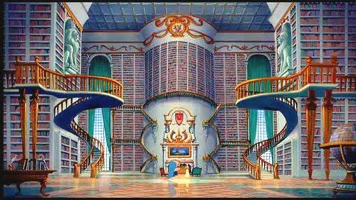 beautybeast library