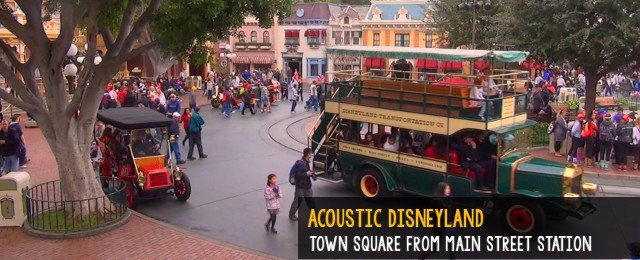 Town Square - Acoustic Dinseyland