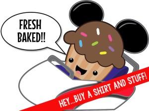 Fresh Baked T Shirts