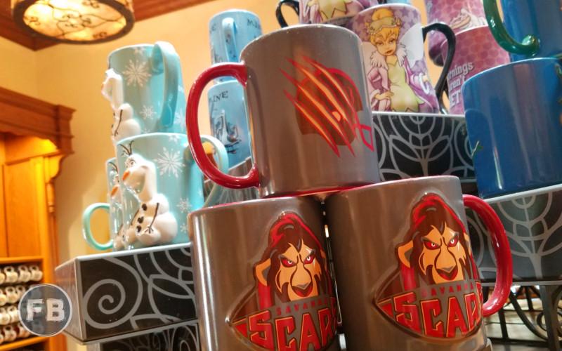 Lion King Coffe Mug