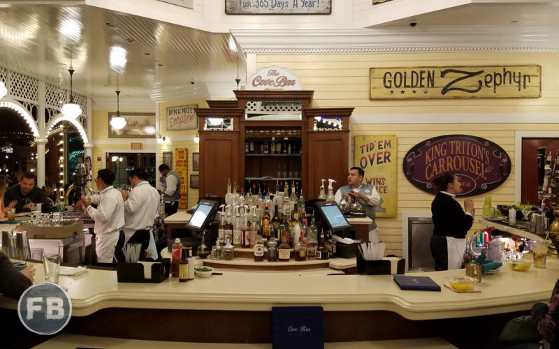 Cove Bar at DCA