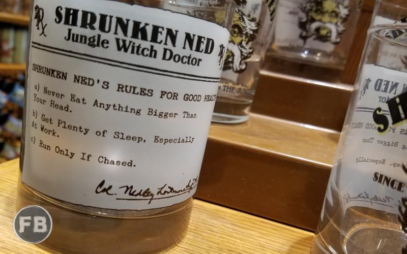 Shrunken Ned Tumbler