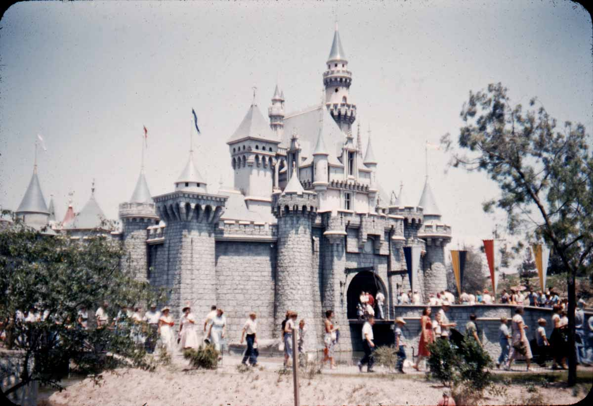 Happy Birthday to Disneyland - A look back to opening day
