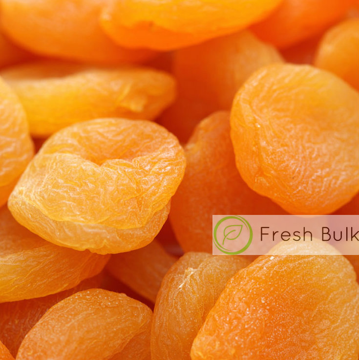Fresh Bulk Dried Apricot (500g)