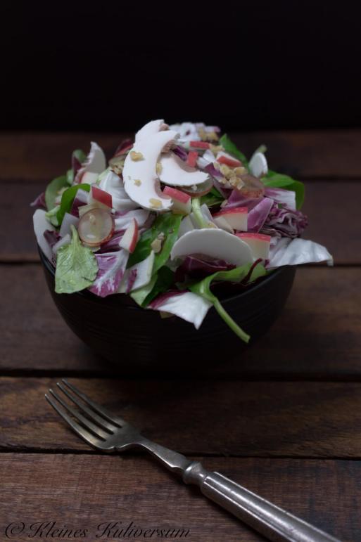 Bunter Herbstsalat Rezept