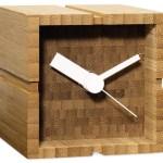Yusuke Tsujita bamboo clock