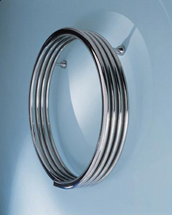Hot ring circular radiator