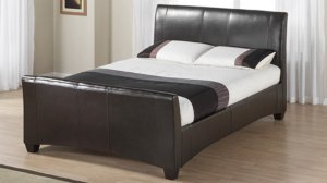Bensons For Beds Romeo Leather Bed