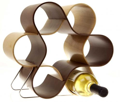 Unusual Decorative Knot Wine Rack Fresh Design Blog