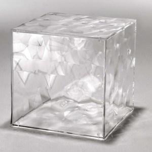 Kartell Optic storage cube