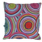 Circle cushion cover by Rice