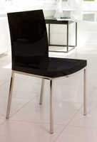 Dwell high gloss chair