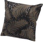 Monsoon Bodoni cushions