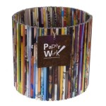 Paperwork recycled paper basket