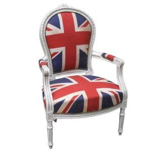 Unique Waterloo armchair