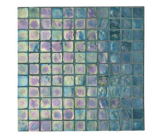 Cheap Wall Tiles >> Fired Earth iridescent glass mosaic tiles ~ Fresh Design Blog
