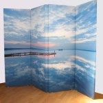 Three stunning room screen dividers