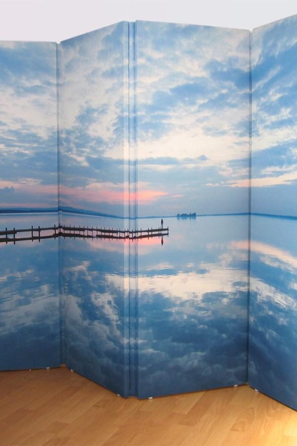 Three stunning room screen dividers