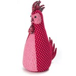 Reginald the Cockerel doorstop